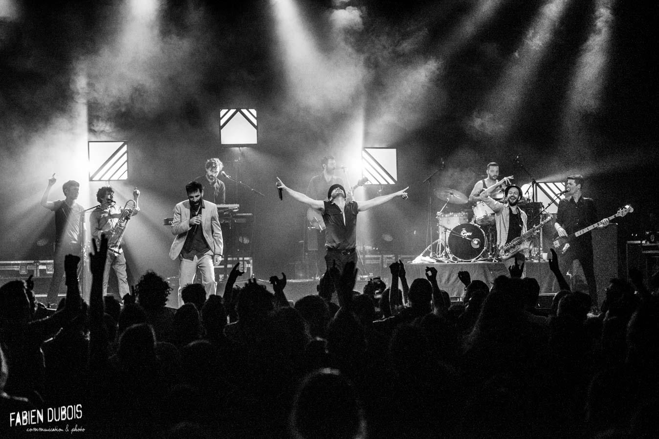 Photo Babylon Circus Transbordeur 20 ans Médiatone Villeurbanne Lyon France 2017