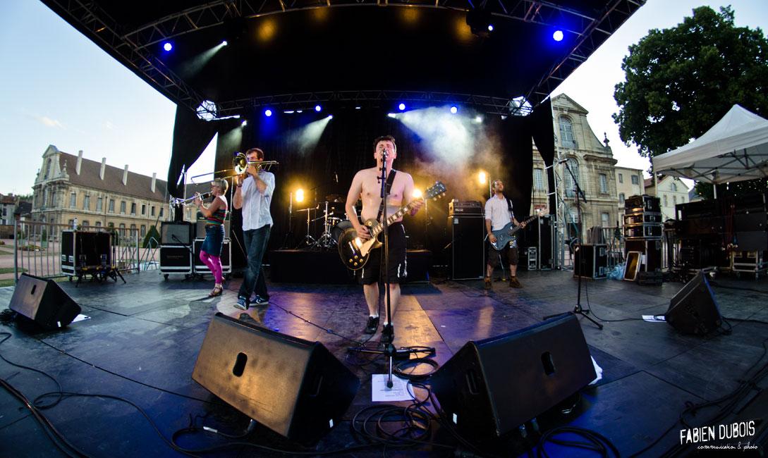 Photo Tekpaf Festival Grand Bastringue Cluny France 2015