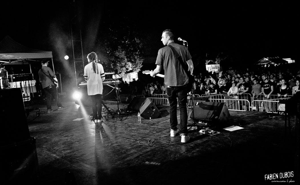 Photo The Skints Festival Grand Bastringue Cluny France 2015