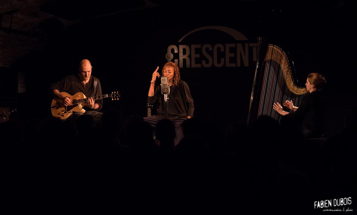 Photo Ala.ni Crescent Jazz Club 25 ans Cavazik Cave Musique Mâcon France 2017