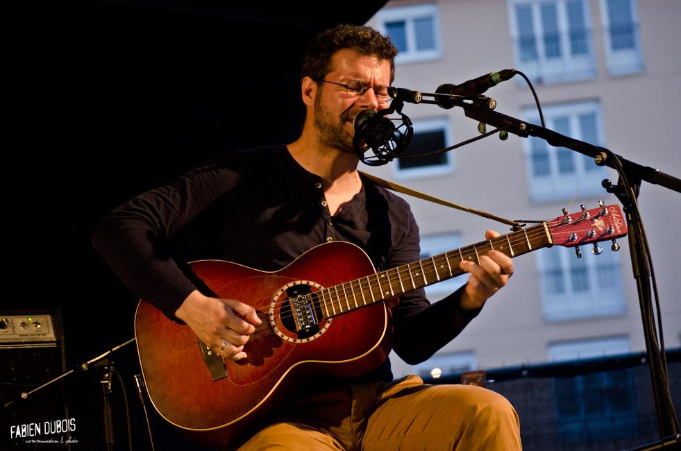 Photo King Biscuit Aperos Cour Cavazik Cave Musique Mâcon France 2016