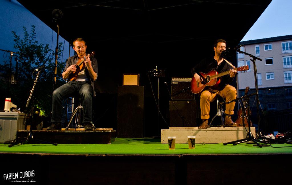 Photo King Biscuit Aperos Cour Cavazik Cavazik Cave Musique Mâcon France 2016