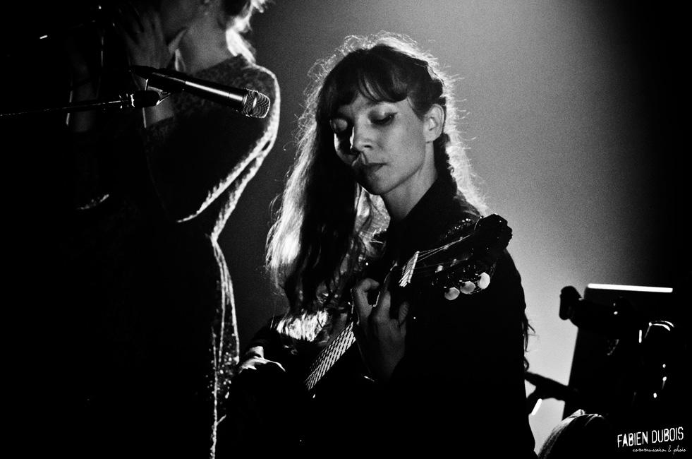 Photo Les Michelines Cavazik Cave Musique Mâcon France 2016