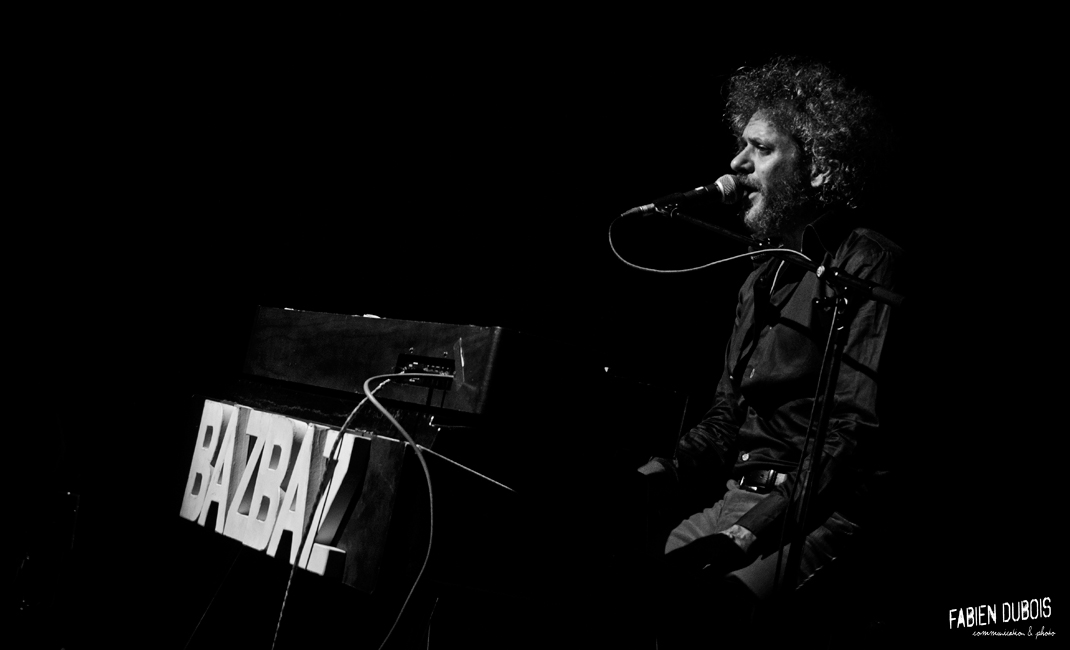Photo Camille Bazbaz Cavazik Cave Musique Mâcon France 2016