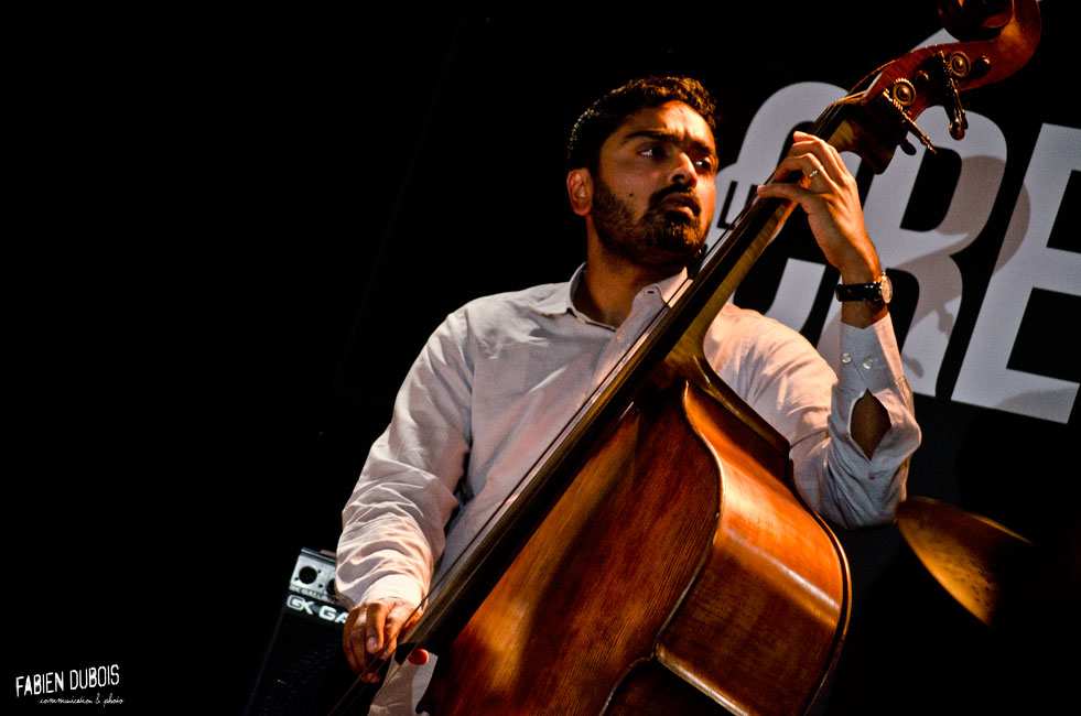 Photo Ben Wendel Quartet Crescent Jazz Club Mâcon France 2016