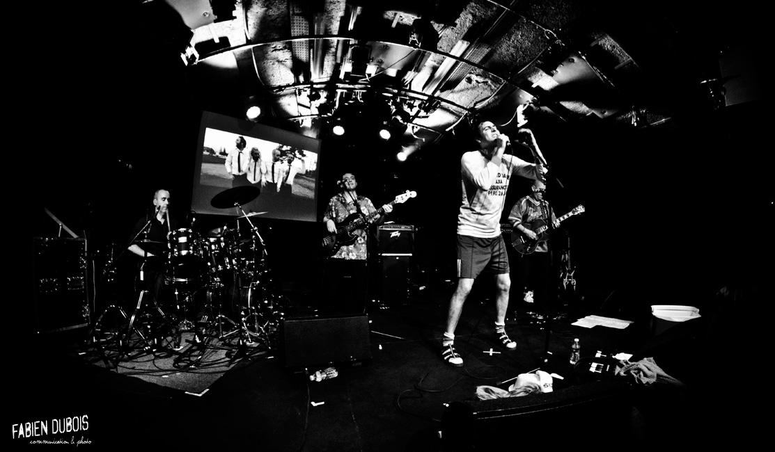 Photo Botoxboyz Cave Musique Cavazik Mâcon France 2016