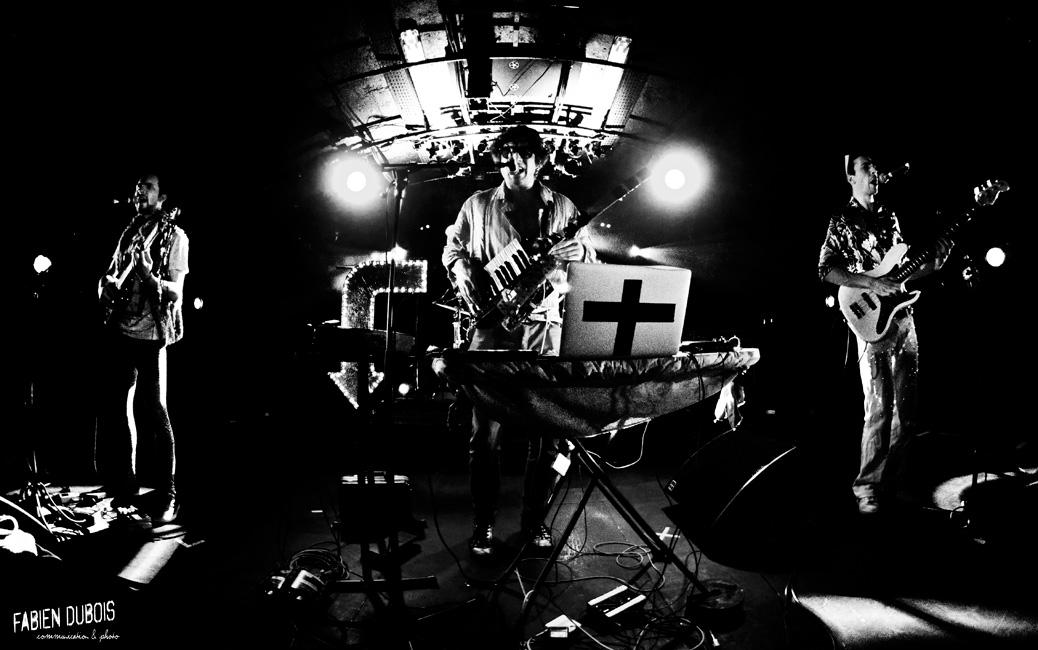 Photo The Fat Badgers Cave Musique Cavazik Mâcon France 2016