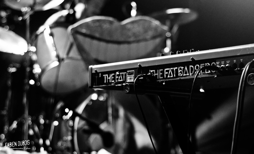 Photo The Fat Badgers Cave Musique Cavazik Mâcon France 2016
