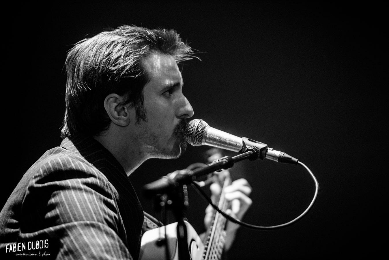 Photo William Z Villain Cave à Musique Cavazik Mâcon 2017