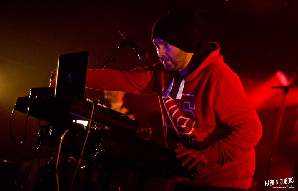 Photo Steep Bank Project Mâcon Cave Musique France 2015