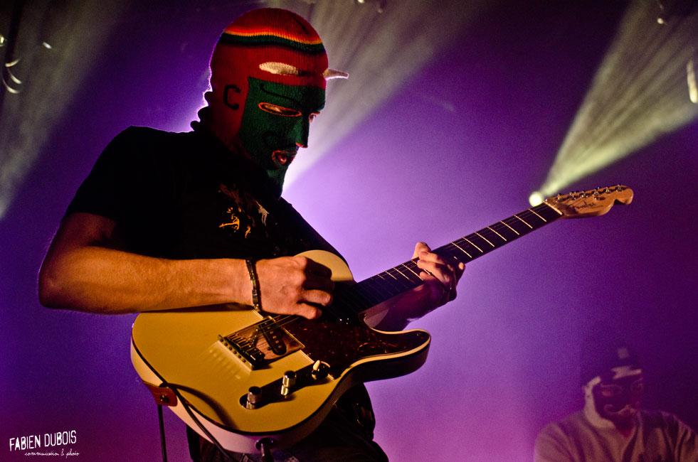 Photo Billie Brelok Cavazik Cave Musique Mâcon France 2016