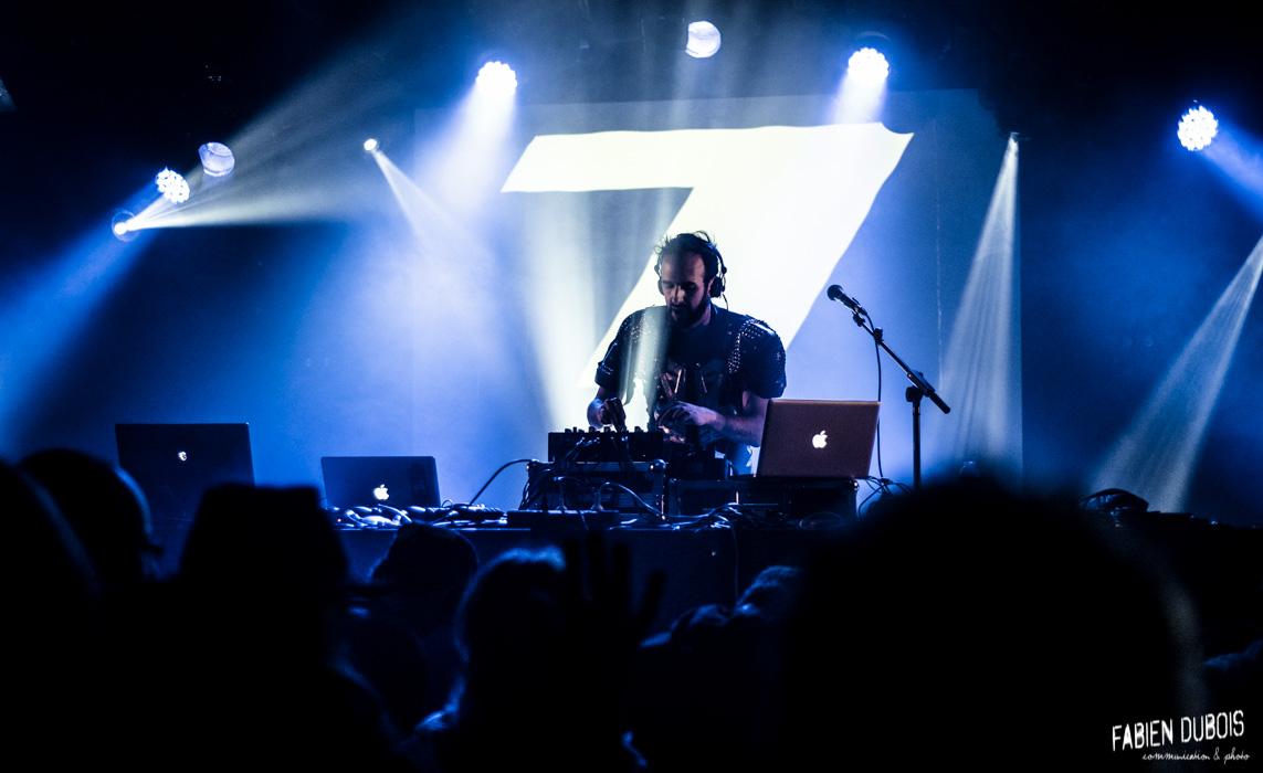 Photo Catcheur Pute & Dealeur Cavazik Cave Musique Mâcon France 2016