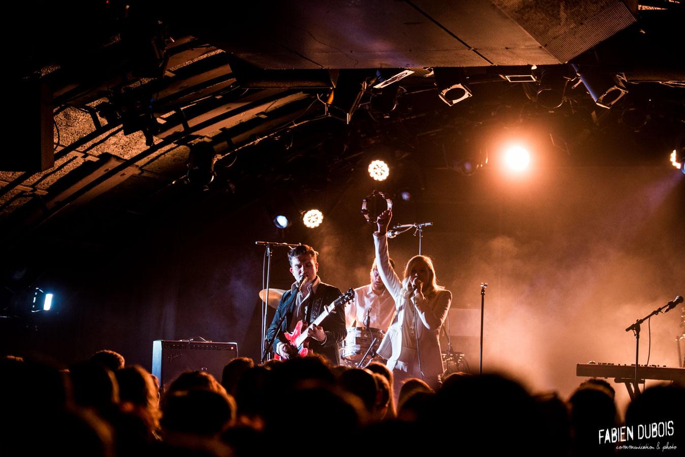 Photo Jo Wedin & Jean Felzine Cave à Musique Cavazik Mâcon 2018