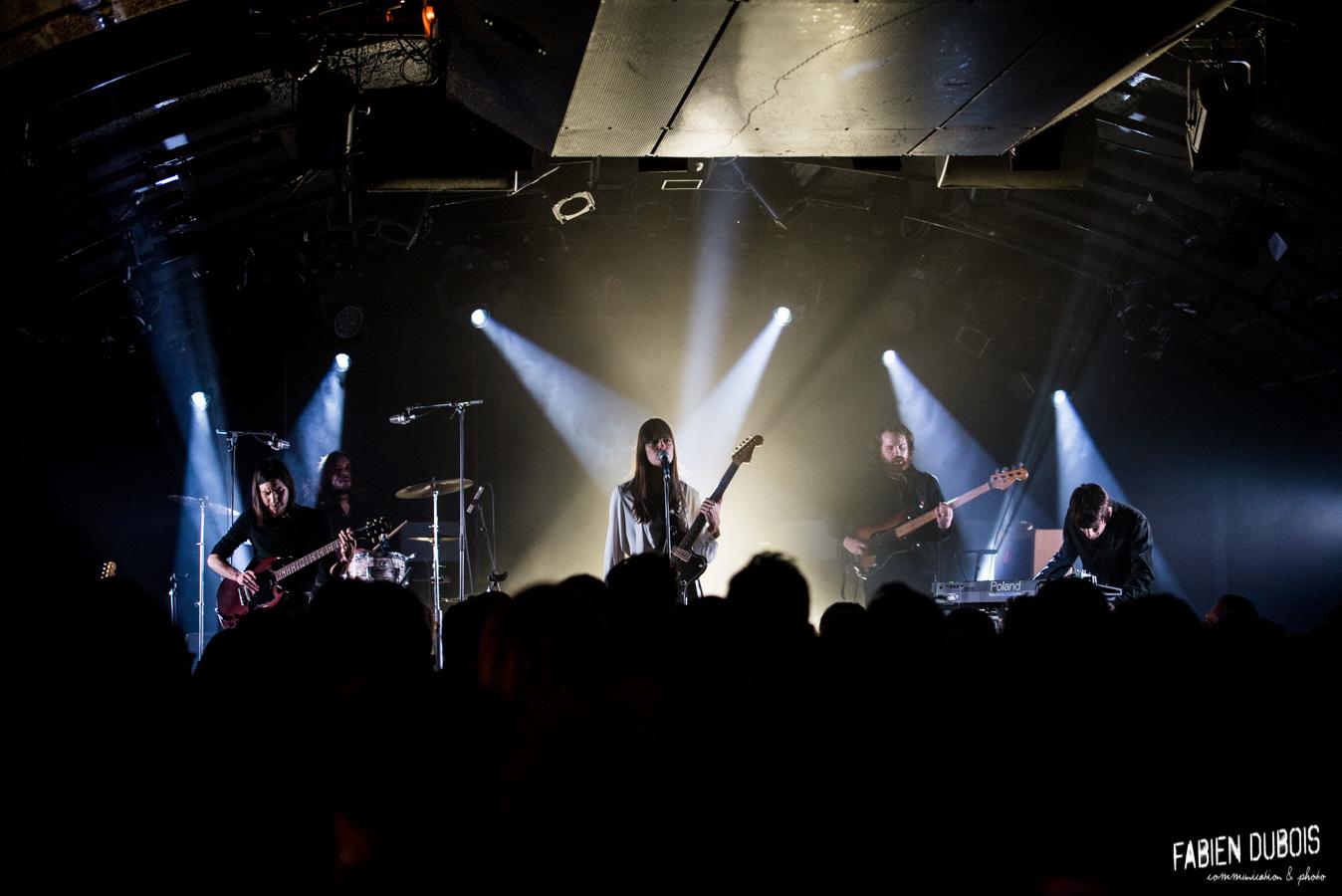Photo Clara Luciani Cave à Musique Cavazik Mâcon 2018