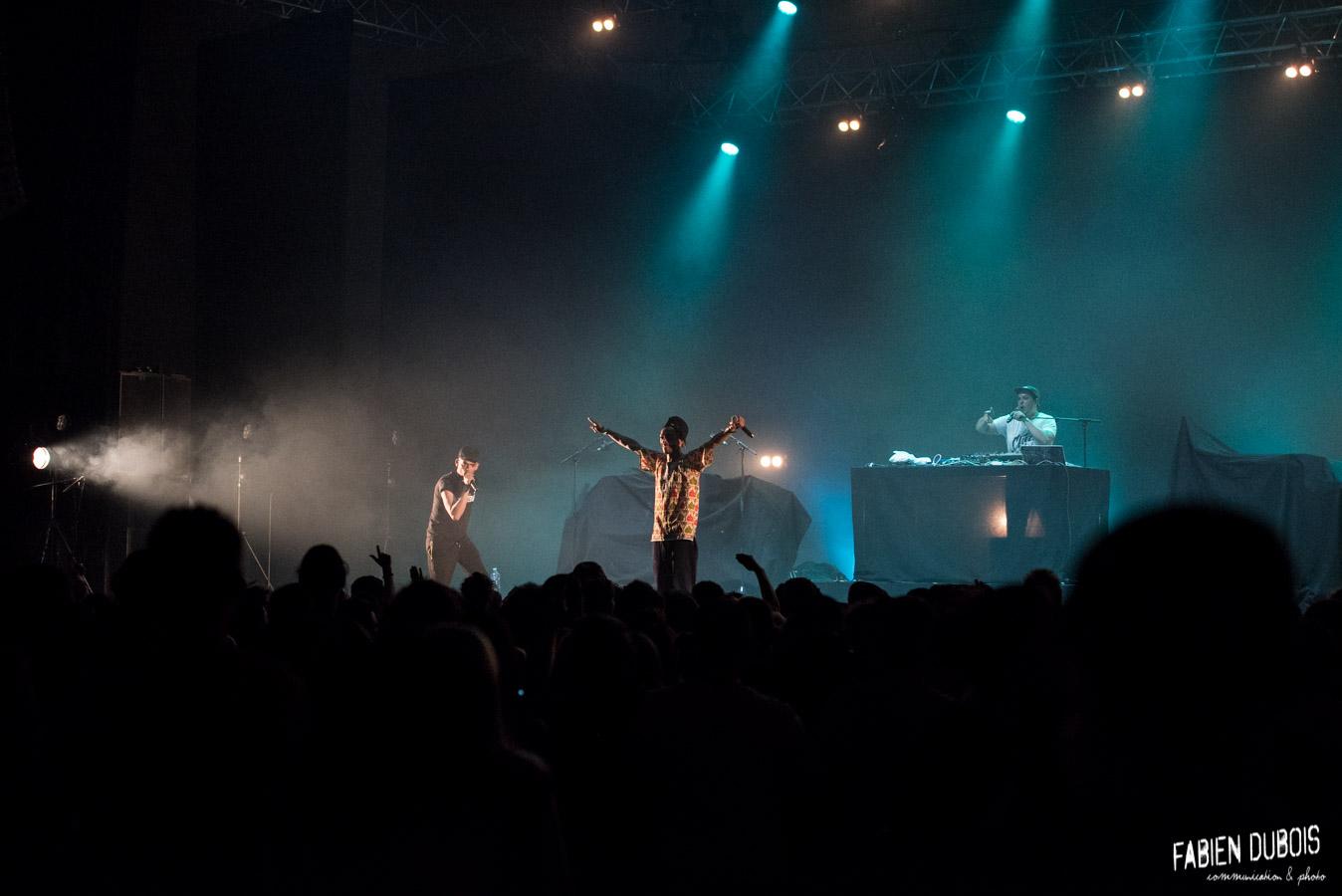 Photo Demi Portion Monotof Dj Rolxx Festival Contraste et Couleurs Chalon sur Saone Vendredi 2018