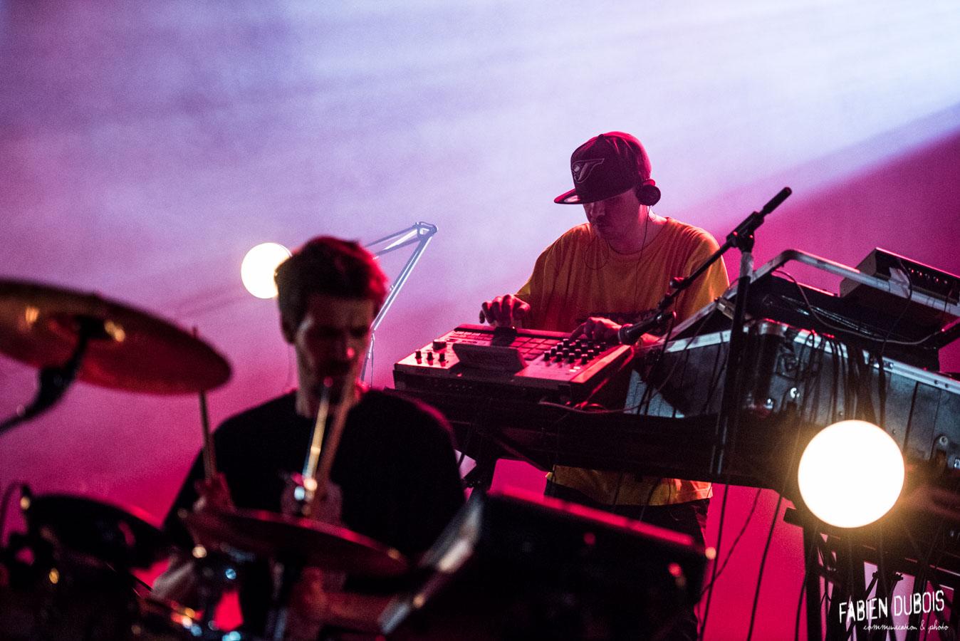 Photo Teldem Com'unity Festival Contraste et Couleurs Chalon sur Saone Vendredi 2018