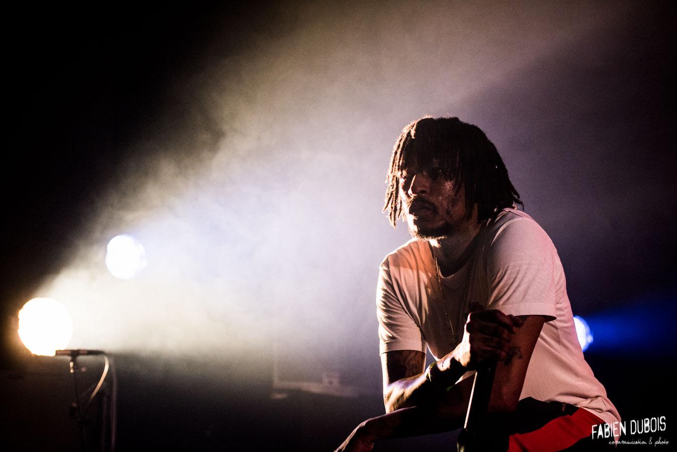 Photo Raggasonic Big Red Daddy Mory Festival Contraste et Couleurs Chalon sur Saone Samedi 2018