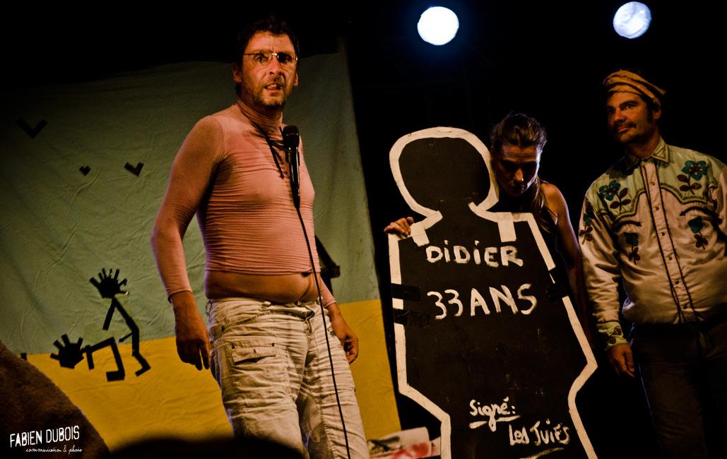 Photo Didier Super Comedie Musicale Tournus Detour en Tournugeois France 2015
