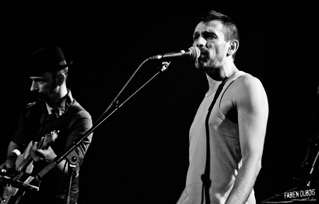 Photo Alfonce Cavazik Cave Musique Mâcon France 2016