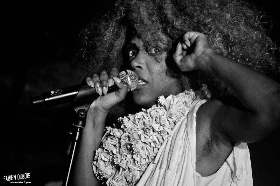 Photo Ebony Bones Cave Musique Mâcon France 2014