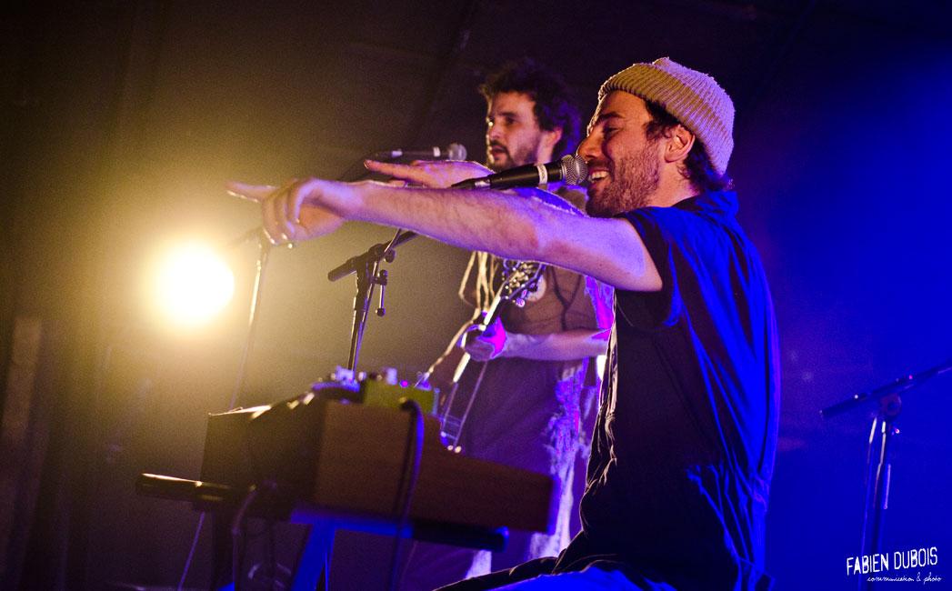 Photo John Milk Cavazik Cave Musique Mâcon France 2016
