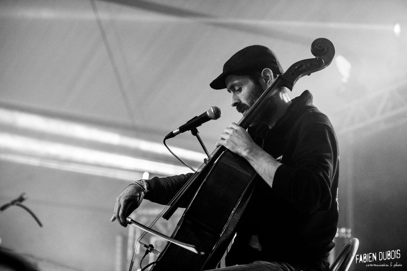 Photo La Cafetera Roja Europopcon Festival Mervans Vendredi  2018