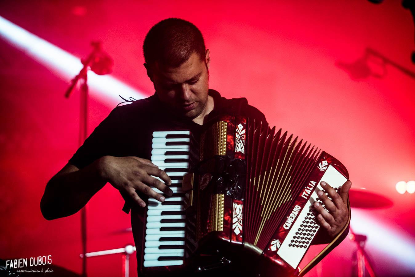 Photo Los Tres Puntos Europopcon Festival Mervans Vendredi  2018