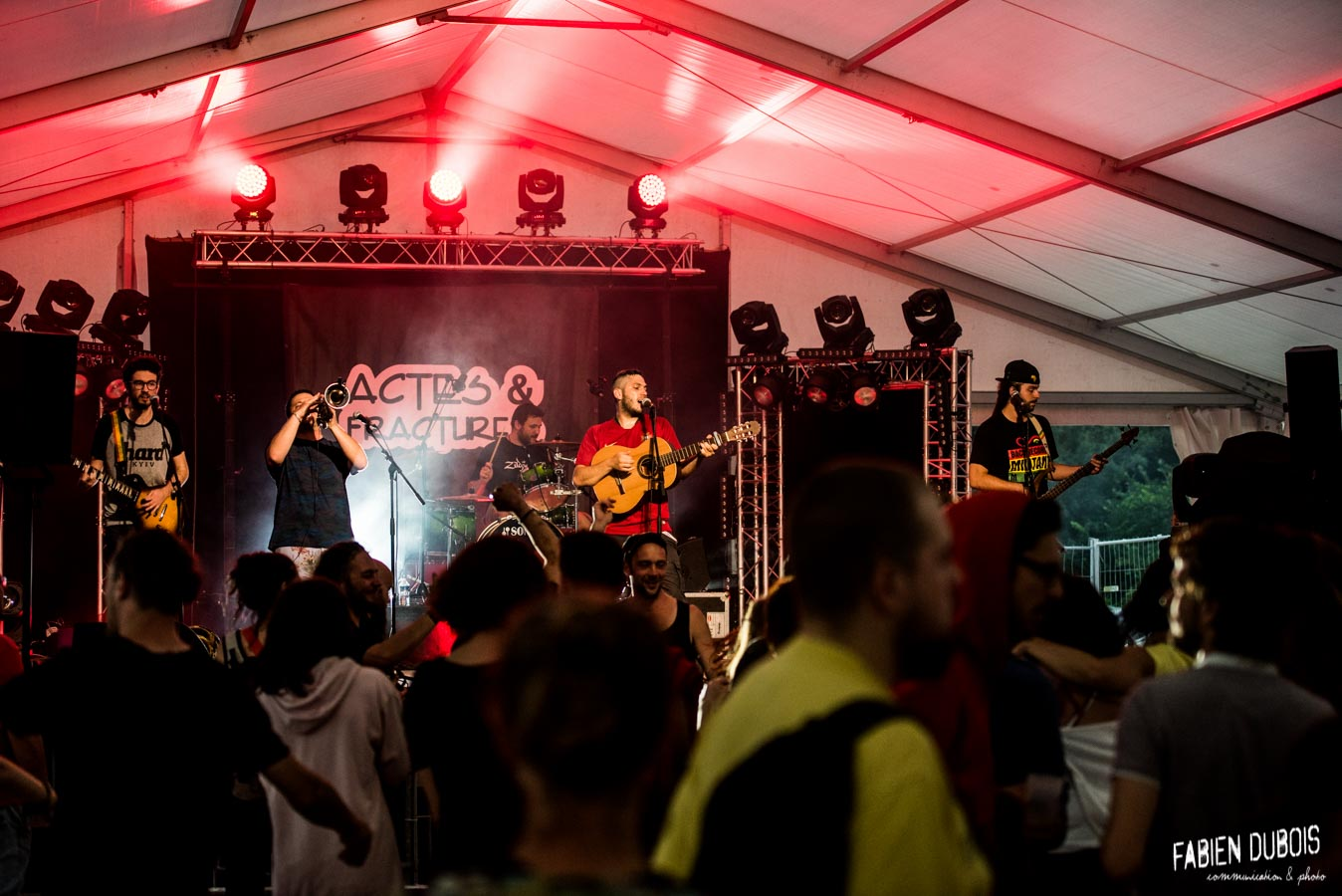 Photo Actes et Fractures Europopcon Festival Mervans Samedi 2018