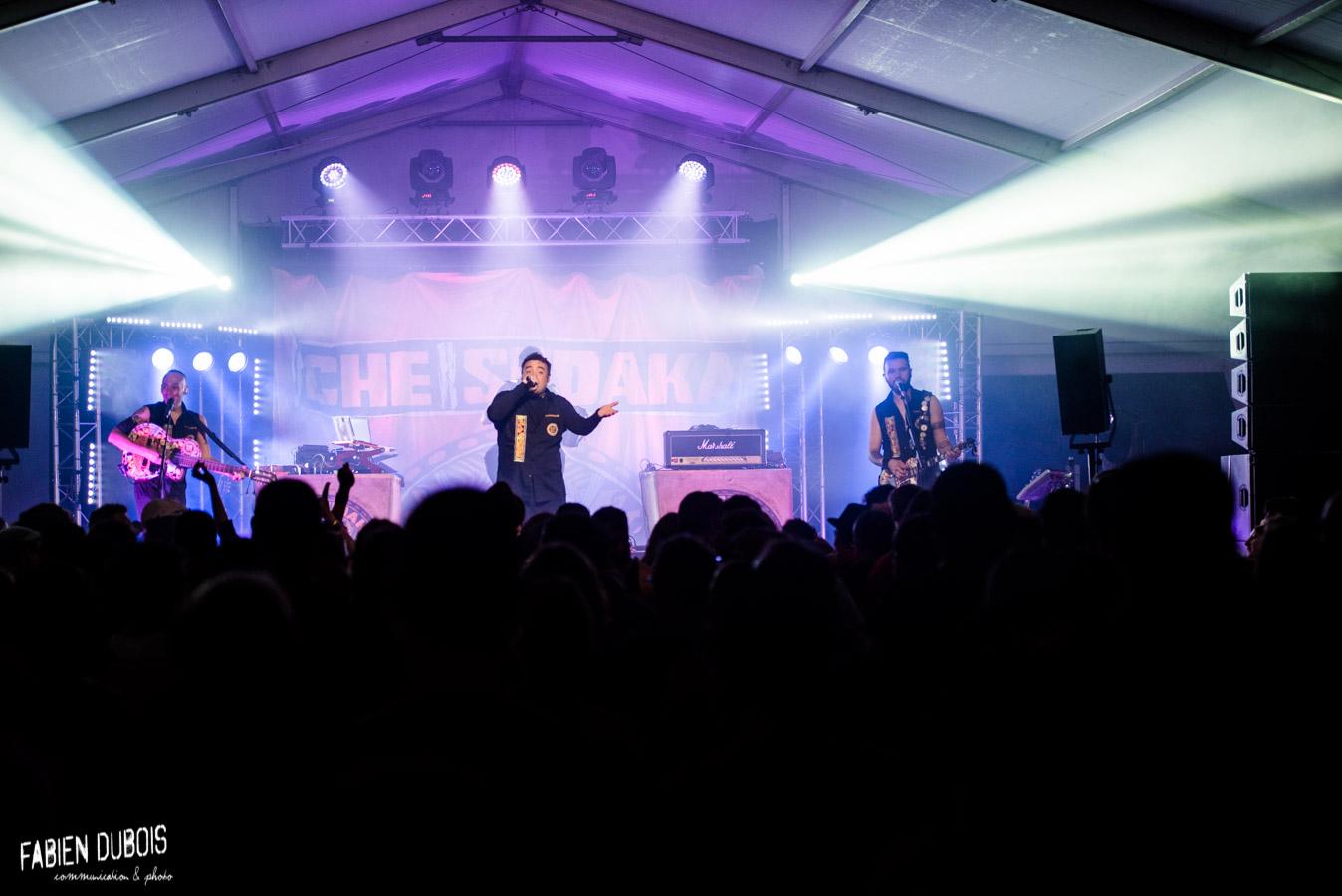 Photo Che Sudaka Europopcon Festival Mervans Samedi 2018