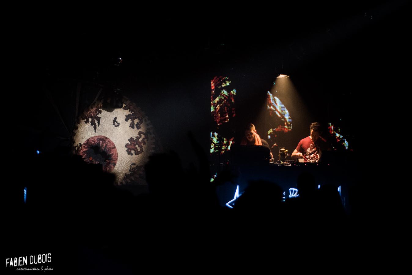 Photo Exoria Dub to Trance Mahom Cave à Musique Cavazik Mâcon 2018