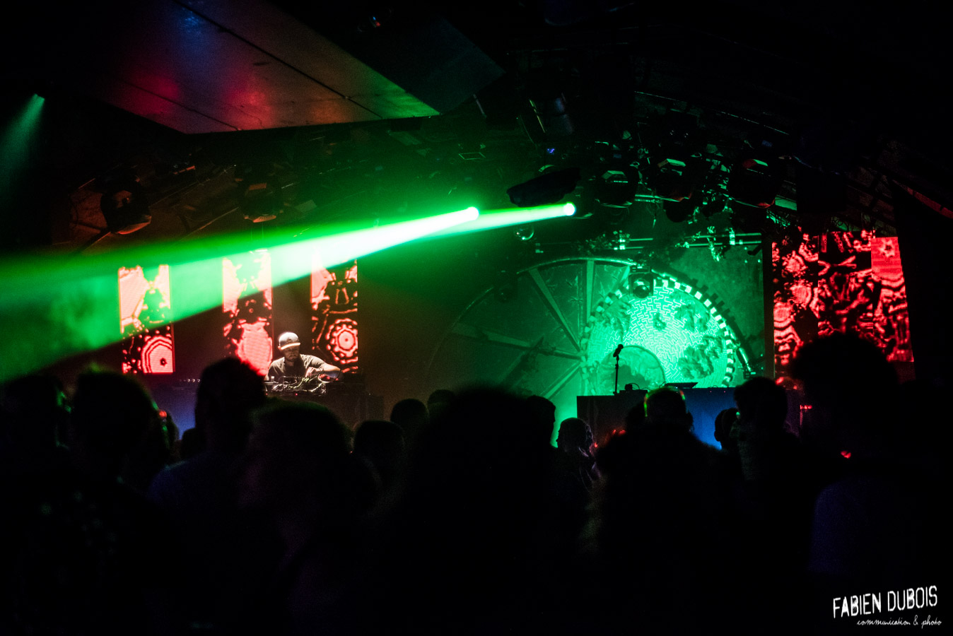 Photo Exoria Dub to Trance Beat Rider Cave à Musique Cavazik Mâcon 2018