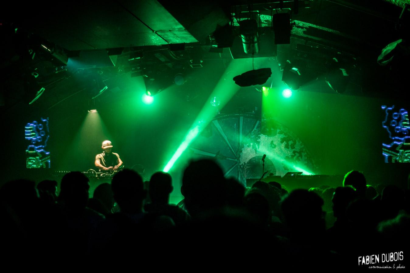 Photo Exoria Dub to Trance Beat Rider Cave à Musique Cavazik Mâcon 2018