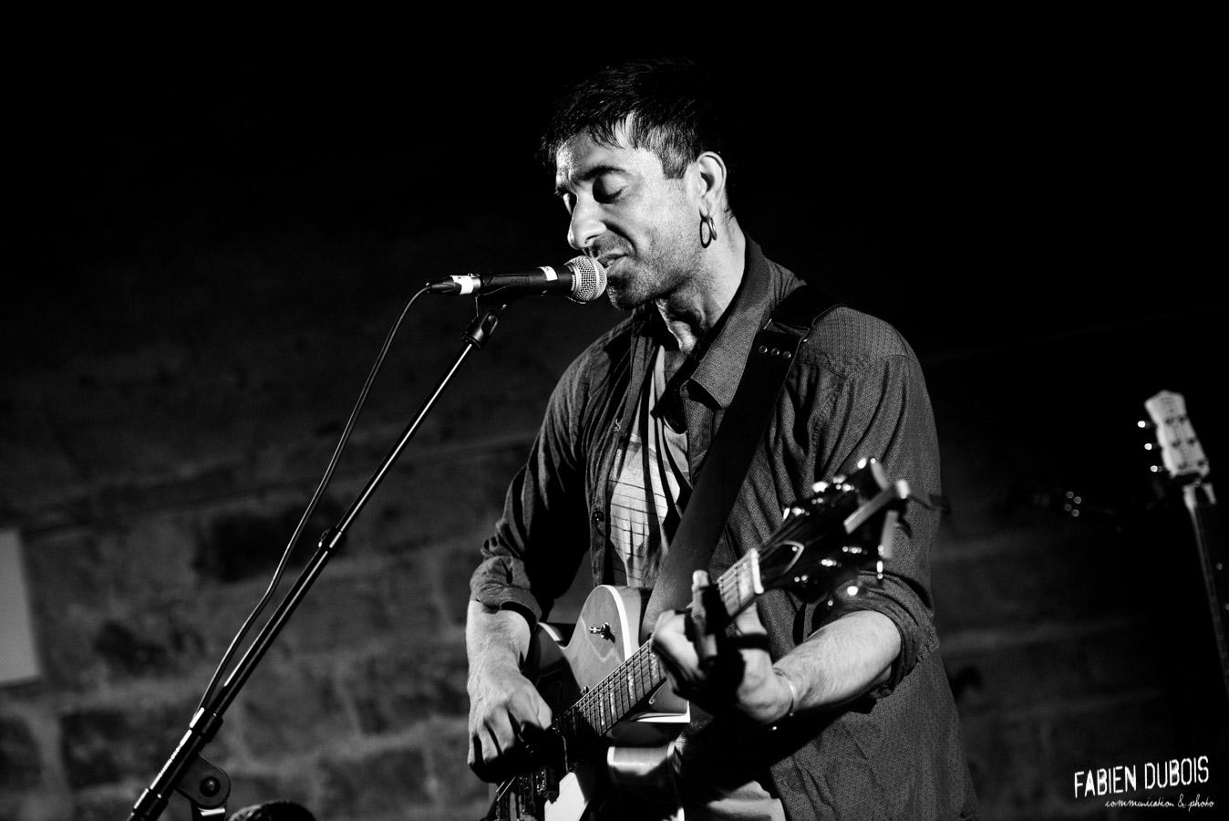 Photo Arash Sarkechik  Cave à Musique Cavazik Mâcon 2018