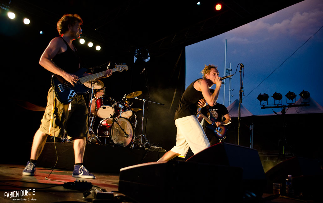 Photo Deaf Dead Boys Festival Fast & Loud Macon France 2015