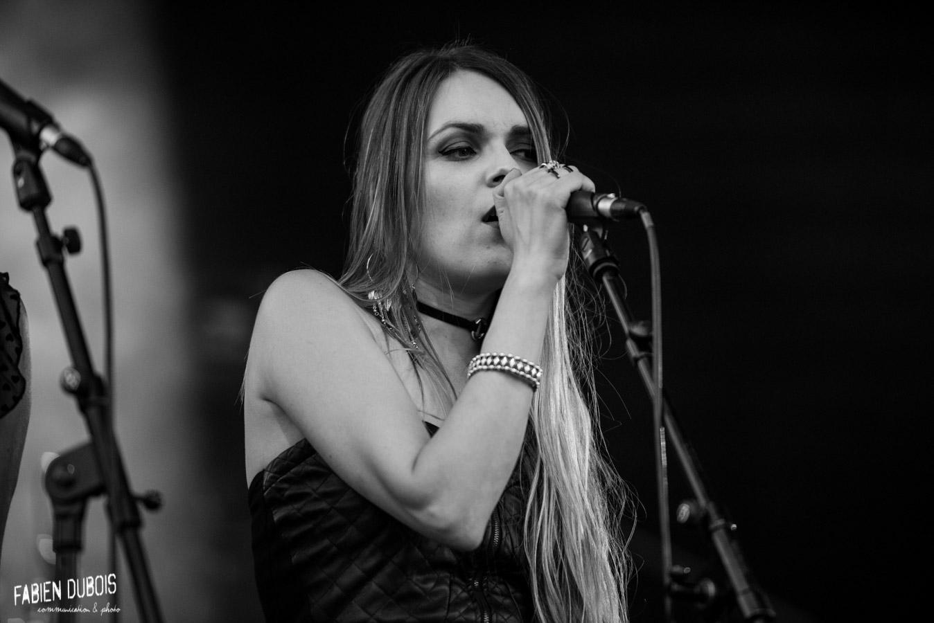 Photo Dead Crows Fast and Loud Festival Été Frappé Esplanade Lamartine Mâcon 2017