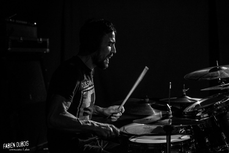 Photo Fern Cave à Musique Cavazik Mâcon 2019