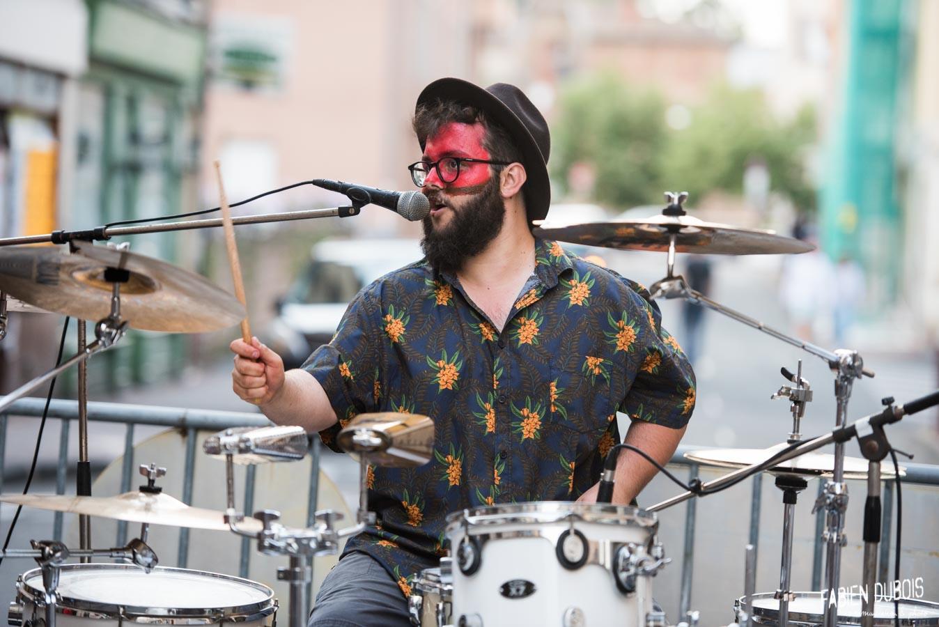 Photo La Pigñata Saint Antoine Fête de la Musique Mâcon 21 Juin 2018