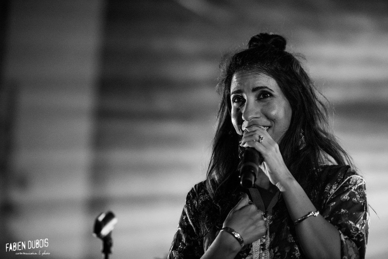 Photo A-wa Esplanade Lamartine Fête  de la Musique Mâcon 21 Juin 2018