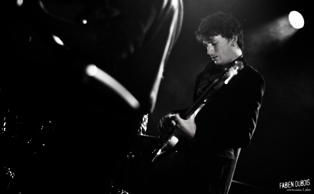 Photo Feu Chatterton Mâcon Cave Musique France 2015