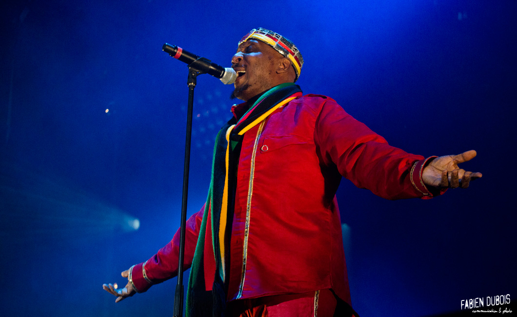 Photo Jimmy Cliff Francos Gourmandes 2013