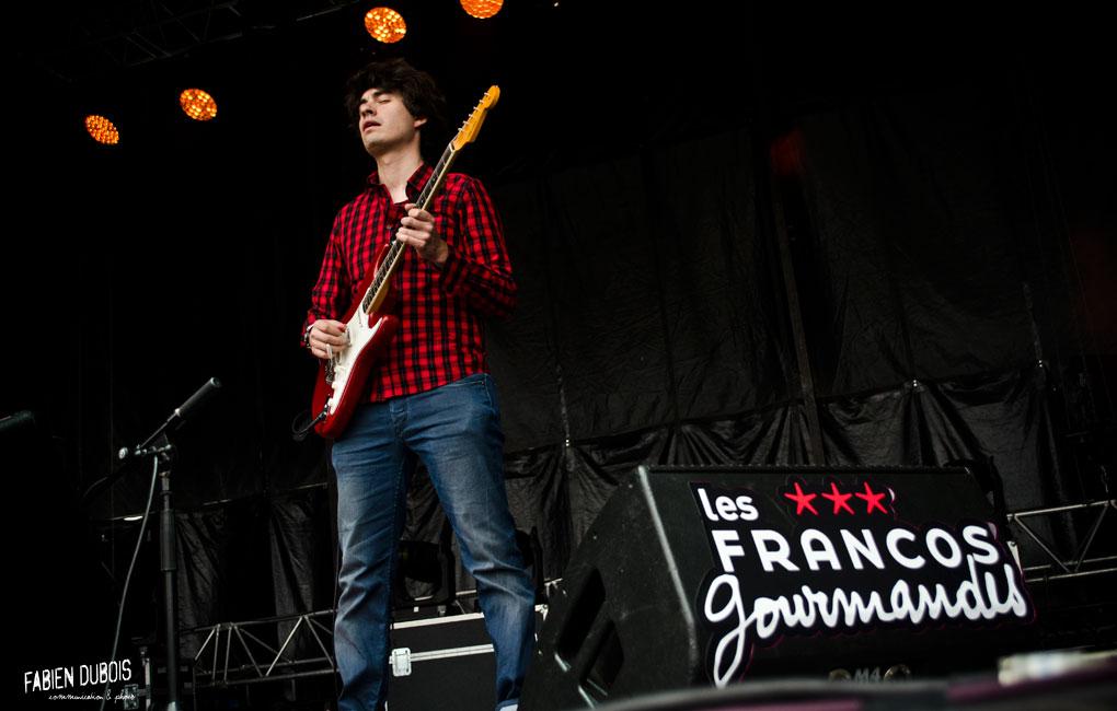Photo Skrib Festival Francos Gourmandes Tournus France 2015