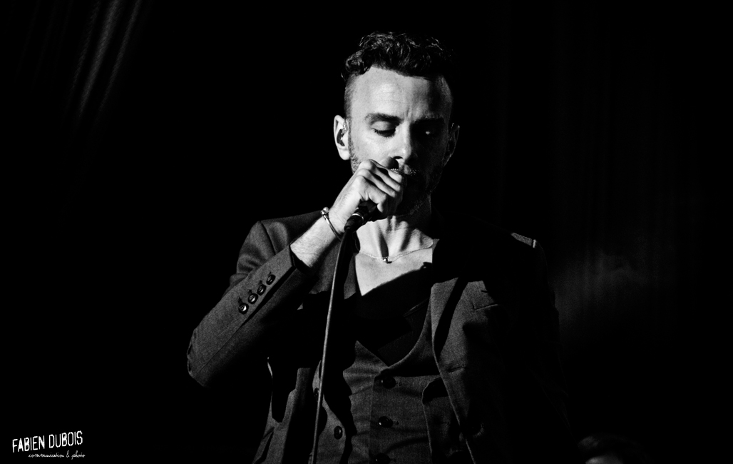 Photo Asaf Avidan Festival Francos Gourmandes Tournus France 2015