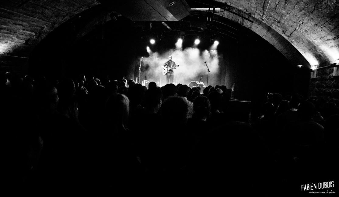 Photo Frederic Fromet Cave Musique Ils Scenent Aleo Cavazik Mâcon France 2016