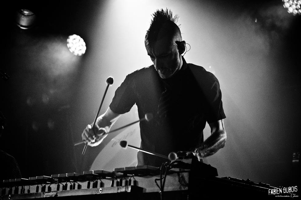 Photo General Elektriks Cavazik Cave Musique Mâcon France 2016