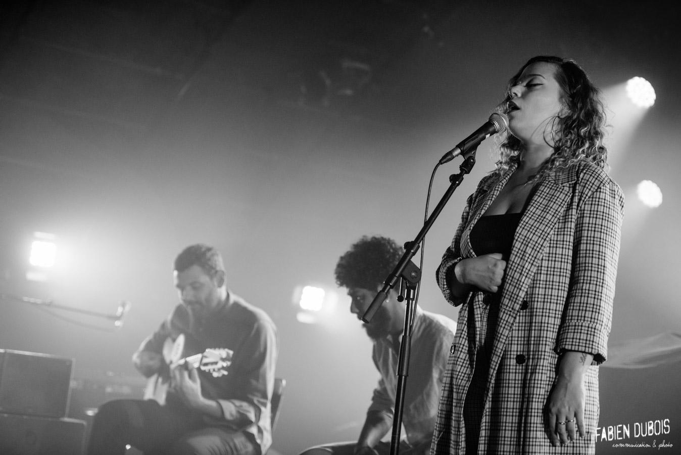 Photo Uptown Lovers Cave à Musique Cavazik Mâcon 2018