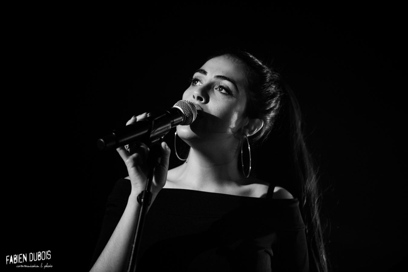 Photo Gizelle Smith Cave à Musique Cavazik Mâcon 2018