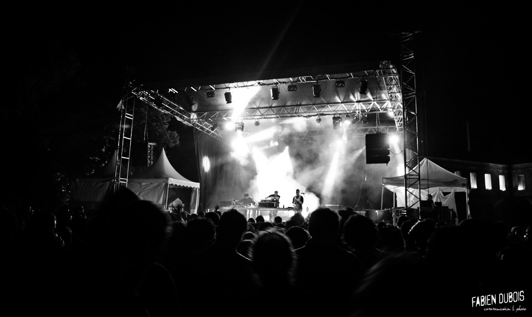 Photo Panda Dub Meets Tetra Hydro K Festival Grand Bastringue Abbaye Cluny France 2016