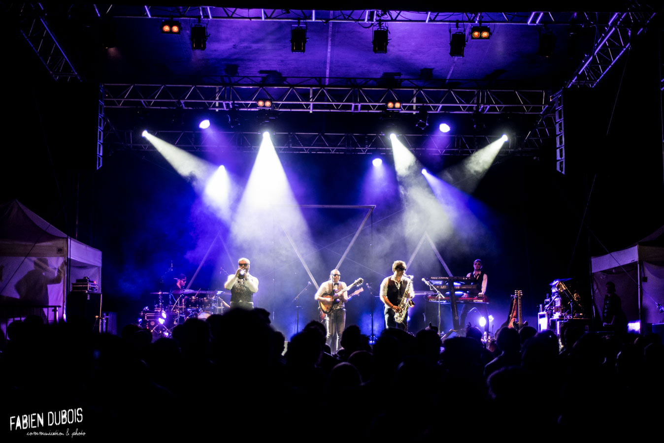 Photo Wailing Trees Grand Bastringue Festival Cluny Vendredi 2018