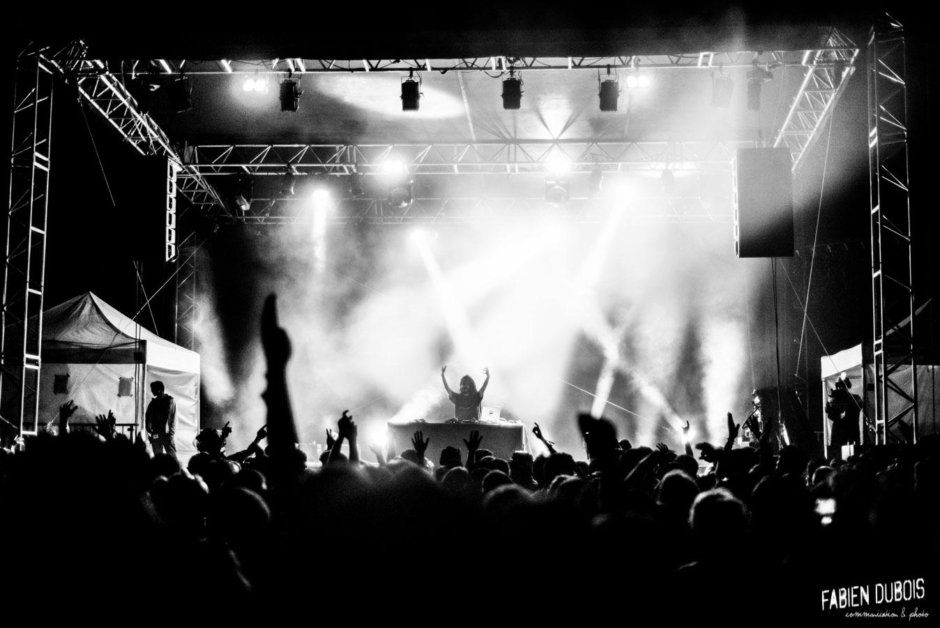 Photo Rakoon Grand Bastringue Festival Cluny Vendredi 2018