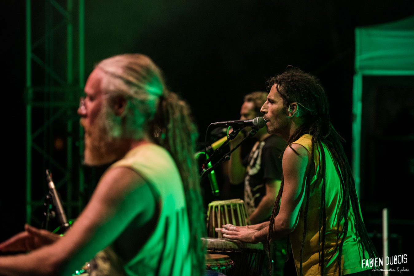 Photo Hilight Tribe Grand Bastringue Festival Cluny Samedi 2018